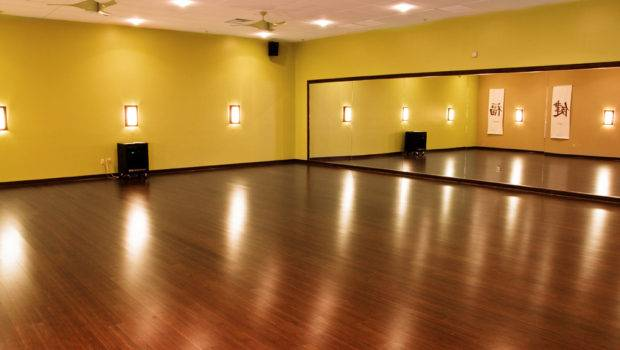 Brown Most Durable Hardwood Floors Yellow Paint Wall White Ceiling