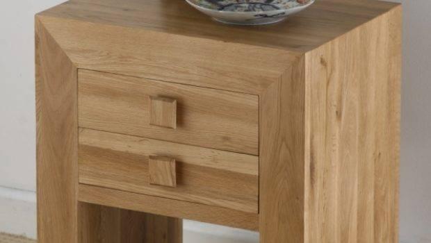 Build Bedside Table Cabinet Doors Thumbnail