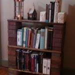 Build Brick Book Shelf