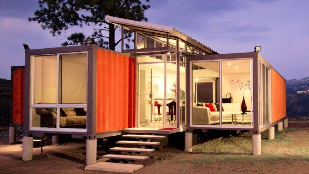 Building Storage Container Homes