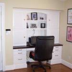 Built Desk Ideas Small Spaces Saomc