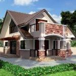 Bungalow House Designs Attic Rent Near