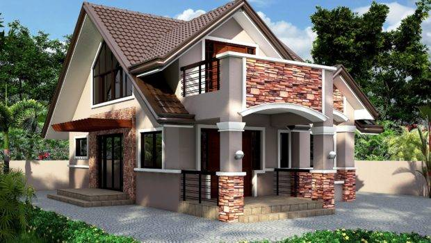 Bungalow House Designs Attic Rent Near