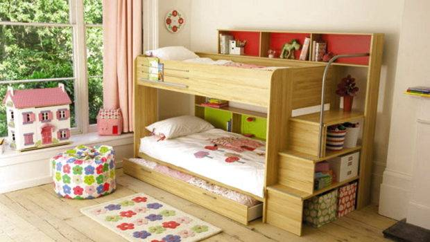 Bunk Beds Designs Small Rooms