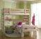Bunk Beds Girls Bedroom Design Girl Bed White Ladder
