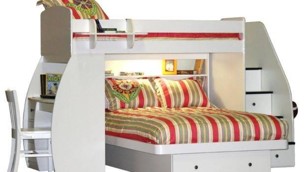 Bunk Beds Storage