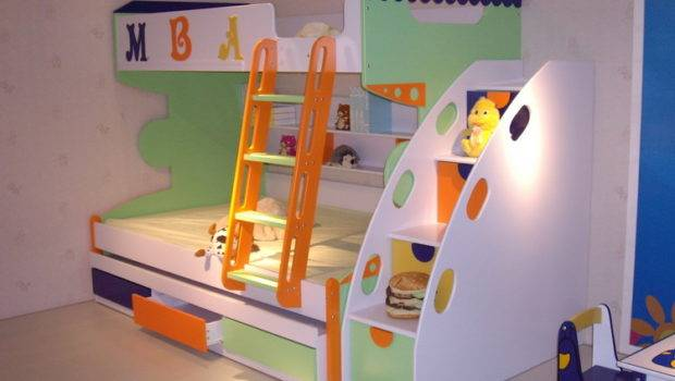 Bunk Beds Your Kids Room Modern Childrens Bed Design Ideas