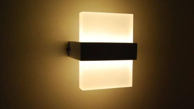 Buy Modern Wall Light Led Bathroom Bedroom Lamp Bedside Reading Lights
