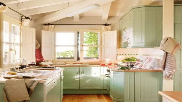 Cabinet Painting Color Ideas Lime Green Kitchen