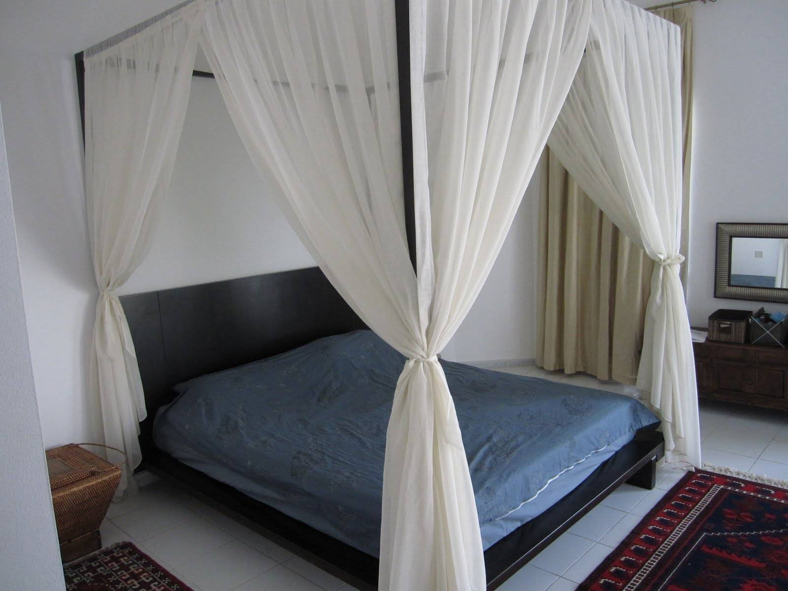 - Canopy Bed Curtains Comfortable Sleep Best Beds Queen - Cute Homes