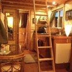Caravan Tiny House Hotel Design