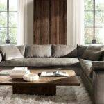 Caring Leather Sofa Typical English Home