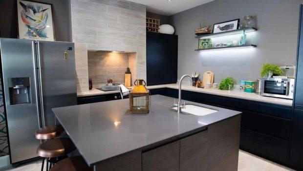 Casual Contemporary Kitchen Designs Deductour