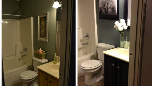 Catchy Decorate Small Bathroom Decoration Ideas