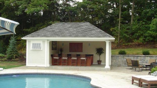 Central Pool House Contractor Elmo Garofoli Construction
