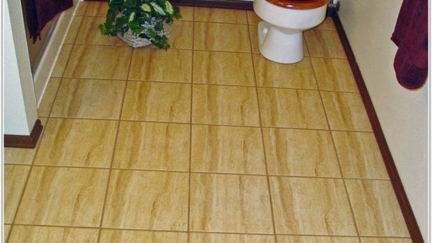 Ceramic Tile Concrete Basement Floor Tiles Home