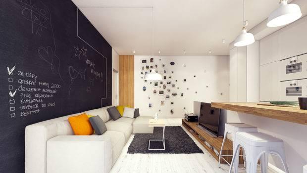 Chalkboard Wall Design Ideas Interior