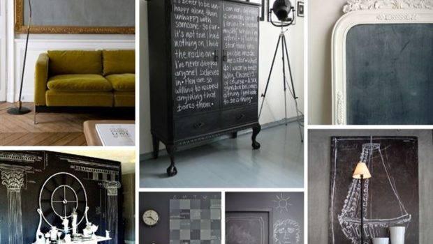 Chalkboards Vintage Frames