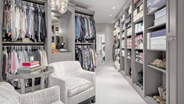 Charming Awesome Closets Best Walk
