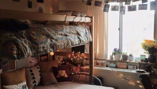 Charming Cute Dorm Room Decorating Ideas