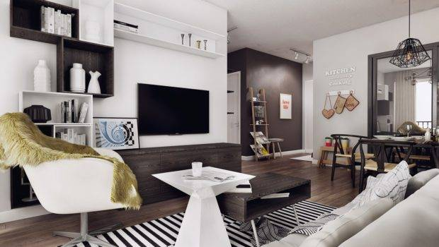 Charming Eclectic Home Inspired Nordic Design