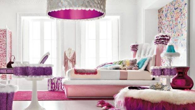 Charming Opulent Pink Girls Room Altamoda Girl