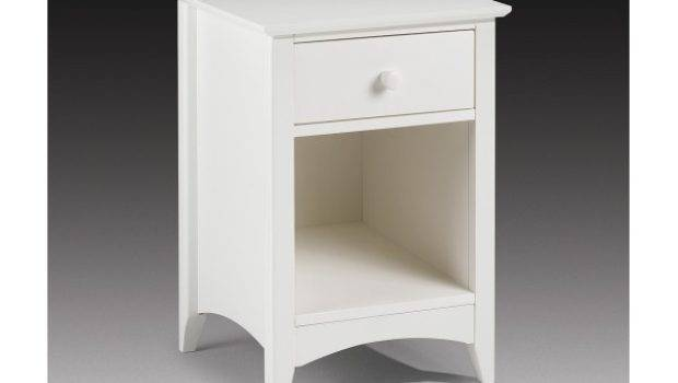 Cheap Cameo Bedroom Bedside Table Drawer Sale