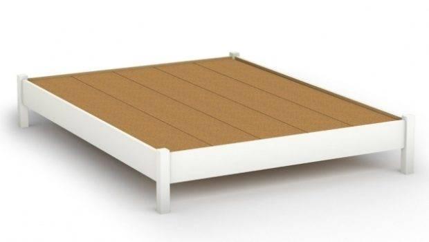 Cheap Platform Bed Frame Queen Headboards