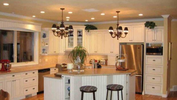 Cheerful Design Ideas Traditional Modern Kitchen Craft Cabinet