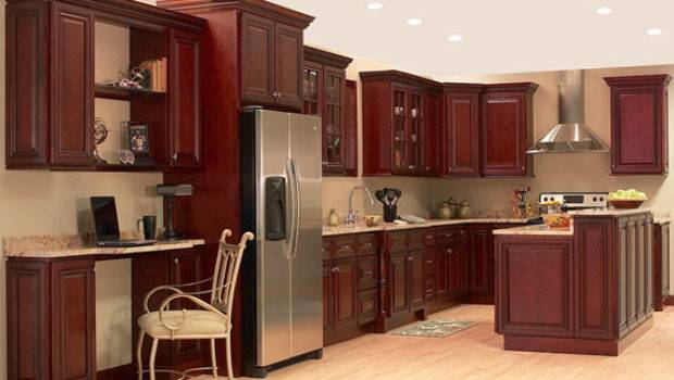 Cherry Kitchen Cabinets Color Ideas Kitchenidease