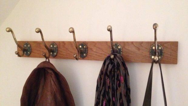 Chic Coat Rack Vintage Hook Make