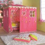 Childrens Beds Small Rooms Cool Kids Room Nice Tents