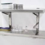 China Wall Mounted Shelf Kitchen Equipment
