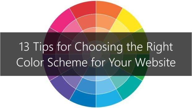 Choosing Right Color Scheme Your Website Qualbe