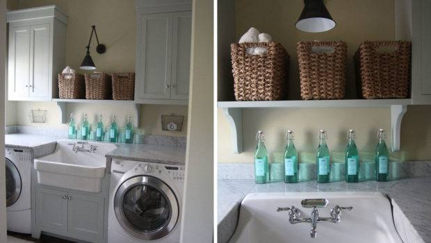 Chriskauffman Blogspot Completed Laundry Room