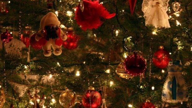 Christmas Decorations Hivewallpaper