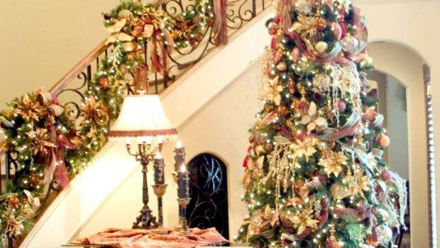 Christmas Decorations Home Interior House Decoration
