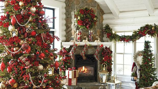 Christmas Home Decorating Styles Pics Decoholic