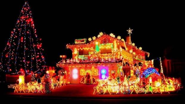 Christmas House Decorations Ideas Home Designs