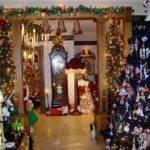 Christmas House Decorations Inside Happy Holidays
