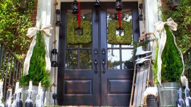 Christmas Outdoor Decorations Interior Design Styles