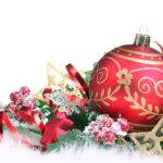 Christmas Red Decorations