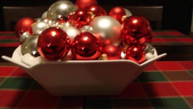 Christmas Table Decoration Ideas Make