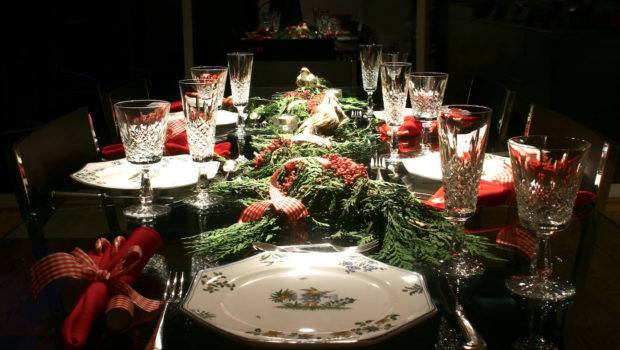Christmas Table Setting Ideas Martha Stewart Becuo