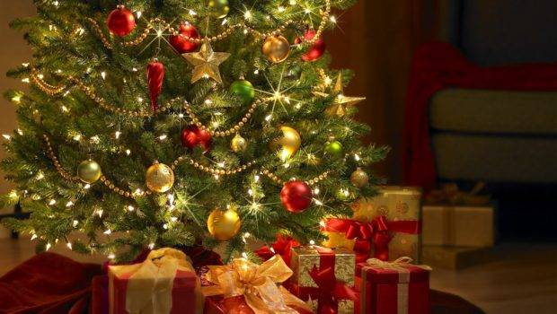 Christmas Tree Xmas Balls Decoration Photos
