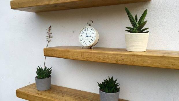 Chunky Wall Mounted Shelf