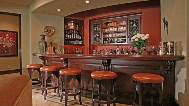 Classic Home Bar Designs Layouts Stylish Ideas