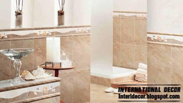 Classic Wall Tiles Designs Colors Schemes Bathroom Ceramic