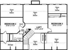 Classroom Simple Small Rectangular House Floor Plans Design