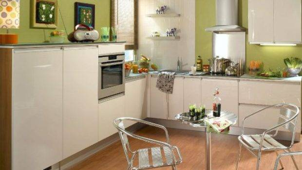 Clean Simple Kitchen Design Fit Your Home